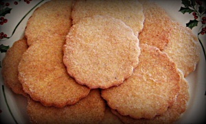 Biscochitos are the Official cookie of New Mexico (Photo Credit:  www.rgcdc.org)