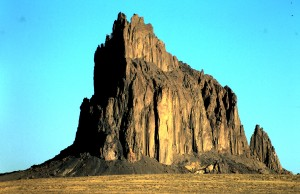 Shiprock, New Mexico (Photo by Sue Jimenez)