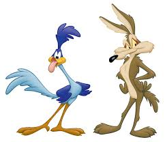 The Roadrunner is the Official State Bird of New Mexico (Wile E. Coyote is not on the list) (Photo Credit:  www.cliparthut.com)
