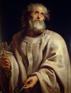"Saint Peter, ""The Fisher Saint""  (Photo Credit:  www.en.wikipedia.org)"