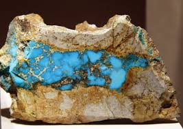 Of course, turquoise is the official state gem (Photo Credit:  www.en wikipedia.org)