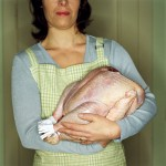 Don't become too attached to your turkey.  After all, you are going to cook him shortly.  (Photo Credit:  www.huffingtonpost.com)