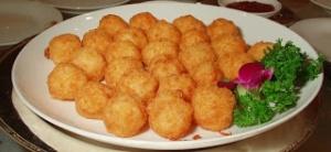 """Shrimp Balls"", or ""according to the shrimp ball"" (Photo Credit: www.pinterest.com)"