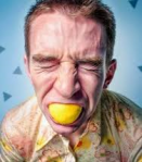 Southern Europeans can calm their emotions by sucking on a lemon (Photo Credit: www.pinterest.com)