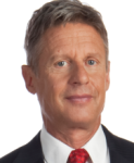 Gary Johnson, little known 2016 Libertarian presidential candidate. We don't know what he eats (Photo Credit: www.2012election.procon.org)
