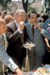 Former president Gerald Ford, on the campaign trail of food (Photo Credit: www.6thfloor.blogs.nytimes.com)