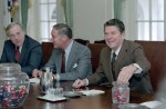 Ronald Reagan was notorious for his love of jelly beans (Photo Credit: www.clotureclub.com)