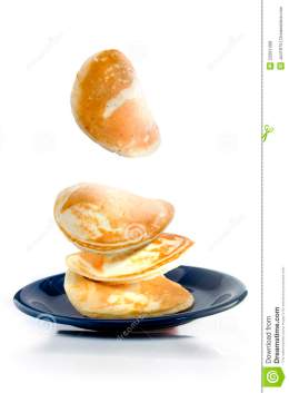 Nothing like lighter-than-air pancakes (Photo Credit: www.dreamstime.com)