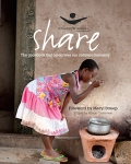 """""""Share"""", published by Women for Women International"""