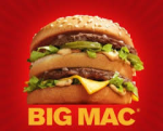 McDonald's Big Mac: 1,010 mg. of sodium (Photo Credit: www.hcbb.com)