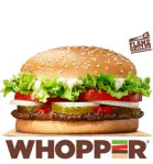 Burger King's Whopper: 1,020 mg. of sodium (Photo Credit: www.burgerking.com)