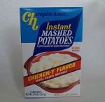 A Canadian invented instant mashed potatoes (Photo Credit: www.westmanpreacher.blogspot.com)