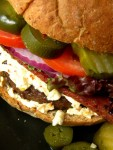 """Fake cheeseburger"" (Photo Credit: www.meettheshannons.com)"