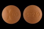 """5729"" (Famotidine) (Photo Credit: www.drugs.com)"